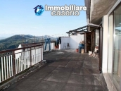 Attic independent and furnished with view of the hills for sale in Abruzzo, Italy 15