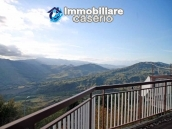 Attic independent and furnished with view of the hills for sale in Abruzzo, Italy 17