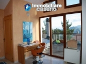 Attic independent and furnished with view of the hills for sale in Abruzzo, Italy 4