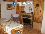 Rustic town house habitable and with garden and outbuilding for sale Isernia-Molise 1