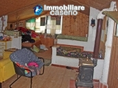 Rustic town house habitable and with garden and outbuilding for sale Isernia-Molise 12