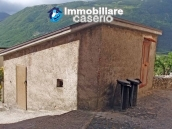 Rustic town house habitable and with garden and outbuilding for sale Isernia-Molise 21
