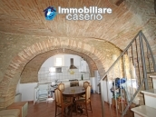 Town house with arches brick and stone for sale in Lanciano, Chieti, Abruzzo, Italy 1