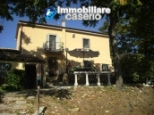 Cottage completely restored with land, Ideal for B&B for sale in Furci, Abruzzo-Italy 10