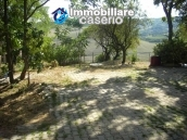 Cottage completely restored with land, Ideal for B&B for sale in Furci, Abruzzo-Italy 12