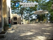 Cottage completely restored with land, Ideal for B&B for sale in Furci, Abruzzo-Italy 14