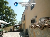 Cottage completely restored with land, Ideal for B&B for sale in Furci, Abruzzo-Italy 8