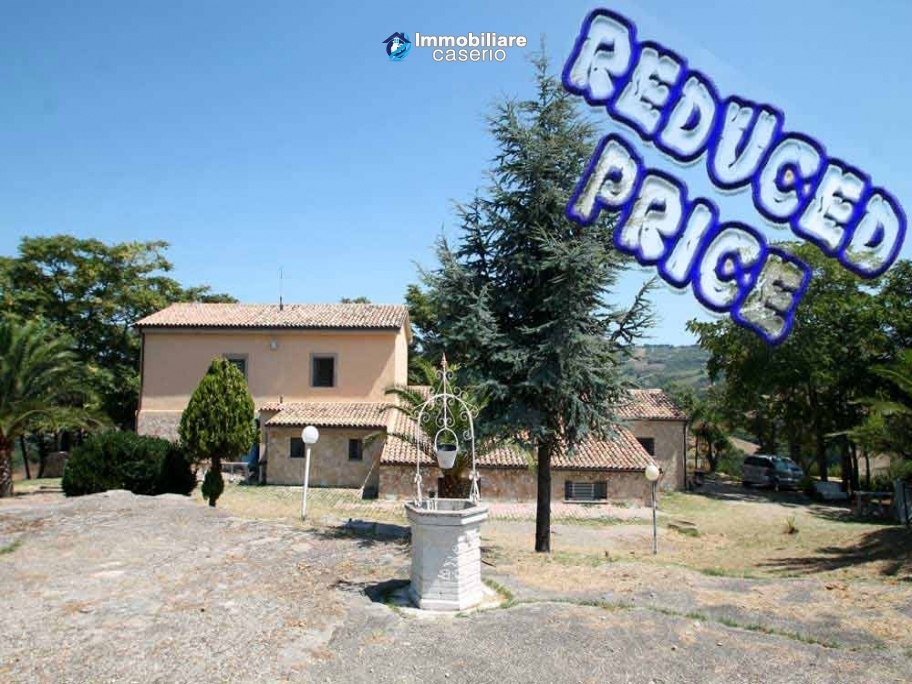 Cottage completely restored with land, Ideal for B&B for sale in Furci, Abruzzo-Italy