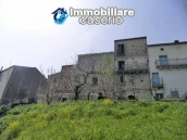 Stunning stone town house for sale with land in Castelbottaccio, Molise, Italy 1