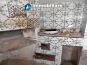 Stunning stone town house for sale with land in Castelbottaccio, Molise, Italy 9