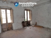 Stunning stone town house for sale with land in Castelbottaccio, Molise, Italy 13