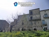 Stunning stone town house for sale with land in Castelbottaccio, Molise, Italy 2