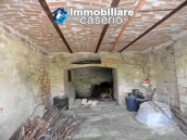 Stunning stone town house for sale with land in Castelbottaccio, Molise, Italy 19