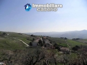 Stunning stone town house for sale with land in Castelbottaccio, Molise, Italy 4