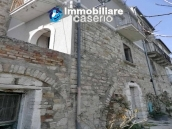 Stunning stone town house for sale with land in Castelbottaccio, Molise, Italy 6