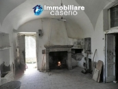 Stunning stone town house for sale with land in Castelbottaccio, Molise, Italy 8