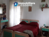 Habitable town house with sea view for sale in Mafalda, Molise 10