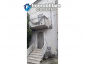 Habitable town house with sea view for sale in Mafalda, Molise 2