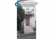 Habitable town house with sea view for sale in Mafalda, Molise 3