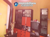 Habitable town house with sea view for sale in Mafalda, Molise 5