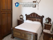 Habitable town house with sea view for sale in Mafalda, Molise 9