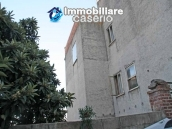 Habitable spacious home with stone tavern, terrace overlooking Liscione lake Italy 10