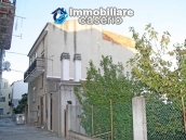Habitable spacious home with stone tavern, terrace overlooking Liscione lake Italy 11