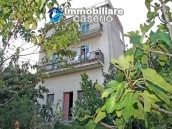Habitable spacious home with stone tavern, terrace overlooking Liscione lake Italy 12