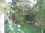 Habitable spacious home with stone tavern, terrace overlooking Liscione lake Italy 16