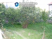 Habitable spacious home with stone tavern, terrace overlooking Liscione lake Italy 17