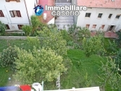 Habitable spacious home with stone tavern, terrace overlooking Liscione lake Italy 18