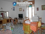 Habitable spacious home with stone tavern, terrace overlooking Liscione lake Italy 20