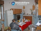 Habitable spacious home with stone tavern, terrace overlooking Liscione lake Italy 21