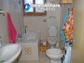 Habitable spacious home with stone tavern, terrace overlooking Liscione lake Italy 22