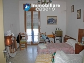Habitable spacious home with stone tavern, terrace overlooking Liscione lake Italy 23