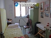 Habitable spacious home with stone tavern, terrace overlooking Liscione lake Italy 27
