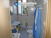 Habitable spacious home with stone tavern, terrace overlooking Liscione lake Italy 28