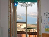 Habitable spacious home with stone tavern, terrace overlooking Liscione lake Italy 29