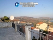Habitable spacious home with stone tavern, terrace overlooking Liscione lake Italy 3