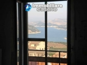 Habitable spacious home with stone tavern, terrace overlooking Liscione lake Italy 31