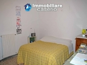 Habitable spacious home with stone tavern, terrace overlooking Liscione lake Italy 32