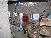 Habitable spacious home with stone tavern, terrace overlooking Liscione lake Italy 34