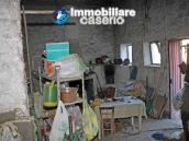 Habitable spacious home with stone tavern, terrace overlooking Liscione lake Italy 37