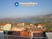 Habitable spacious home with stone tavern, terrace overlooking Liscione lake Italy 4