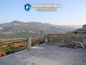 Habitable spacious home with stone tavern, terrace overlooking Liscione lake Italy 5