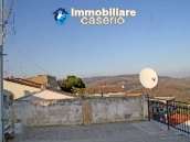 Habitable spacious home with stone tavern, terrace overlooking Liscione lake Italy 6