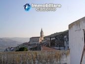 Habitable spacious home with stone tavern, terrace overlooking Liscione lake Italy 7