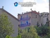 Habitable spacious home with stone tavern, terrace overlooking Liscione lake Italy 8