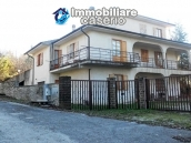 Villa with land for sale near the center of Campobasso, Molise 1
