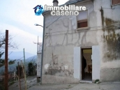 Detached habitable house in the center of an ancient village for sale in Abruzzo 1